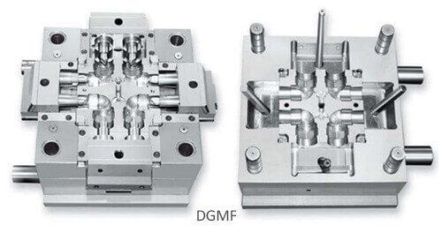 Construction Of Injection Mold