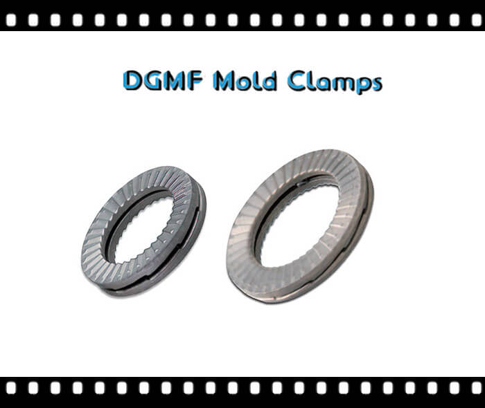Mold Components Dual Stack Self-locking Washers