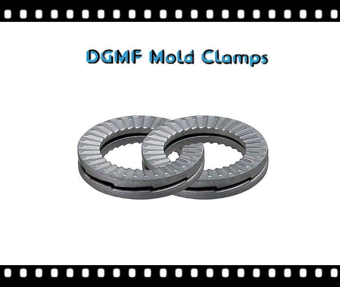 Mold Components self-locking washers wedge lock washer