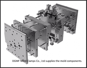 Die-casting Mold VS Plastic Injection Mold