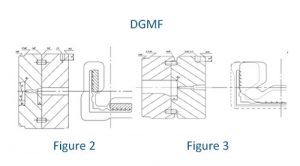 Figure 2 3 Design drawing of secondary flow guide for aluminum extrusion die