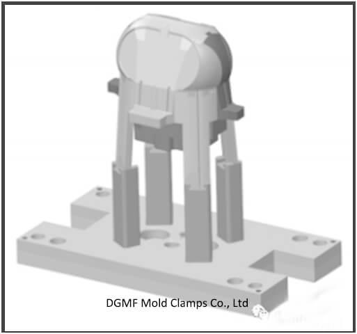 Figure 7 core mechanism of shrink core