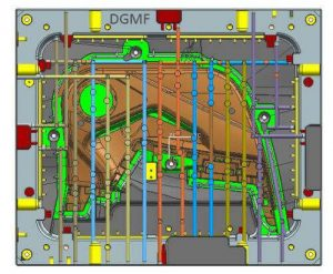 How To Design An Injection Mold Cooling System