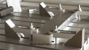 Is The Mold Clamp In The Tools Design A Standard Part?