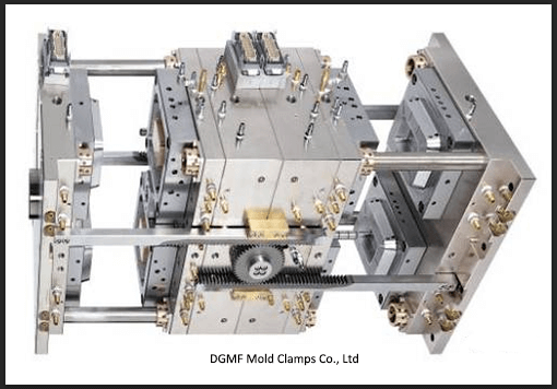 What Are The Design Standards For Injection Stack Molds?