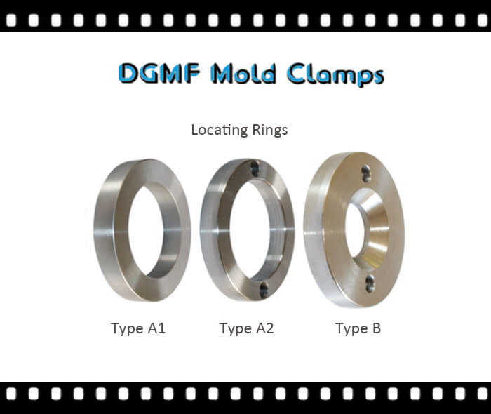 Locating Rings mold components