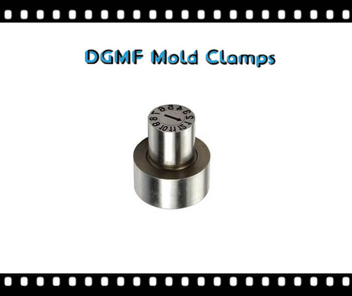 MOLD COMPONENTS - Mold Date Stamp Date Mark Inserts