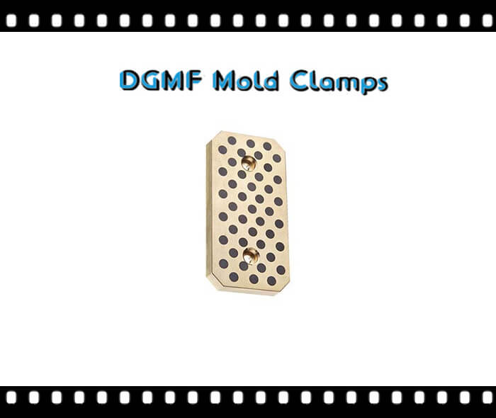 MOLD COMPONENTS - Self Lubricating Bronze Wear Plate