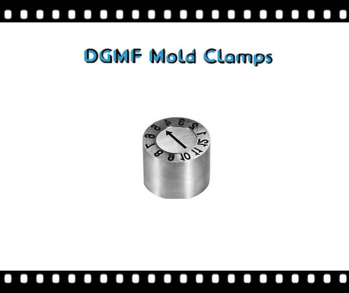 MOLD COMPONENTS - insert date mark for injection mold
