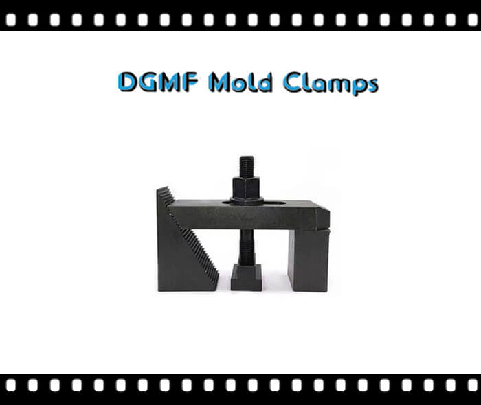 step blocks and strap clamps for CNC machining CNC milling