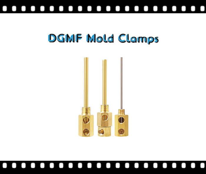 High Flow Cascades component Spot Cooling Pipes In Brass