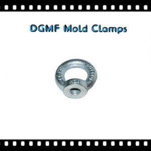 DGMF Mold Clamps Co., Ltd - Lifting Eye Nuts DIN 582 Eyenuts manufacturer China