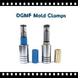 Mold Components Ball Bearing Guide Post Sets for Die Set -Removable Standard Type Movable stopper