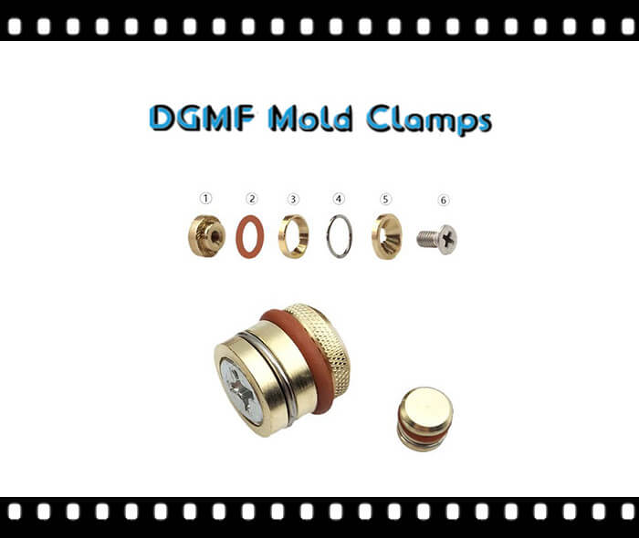 Mold Cooling Circuit Plugs Misumi