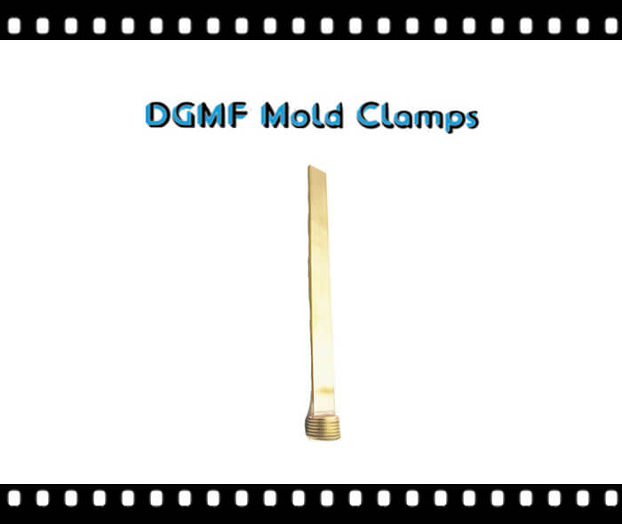 Mold Cooling Components Stright brass plug baffle