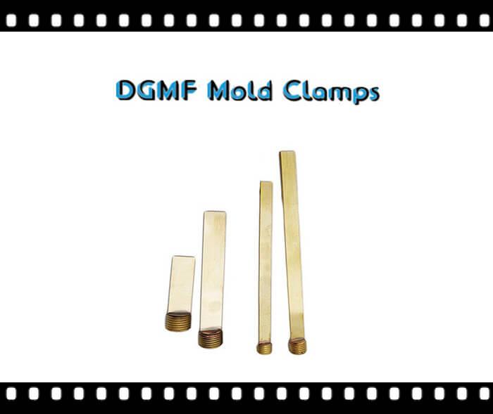 Mold Cooling Straight plug baffles
