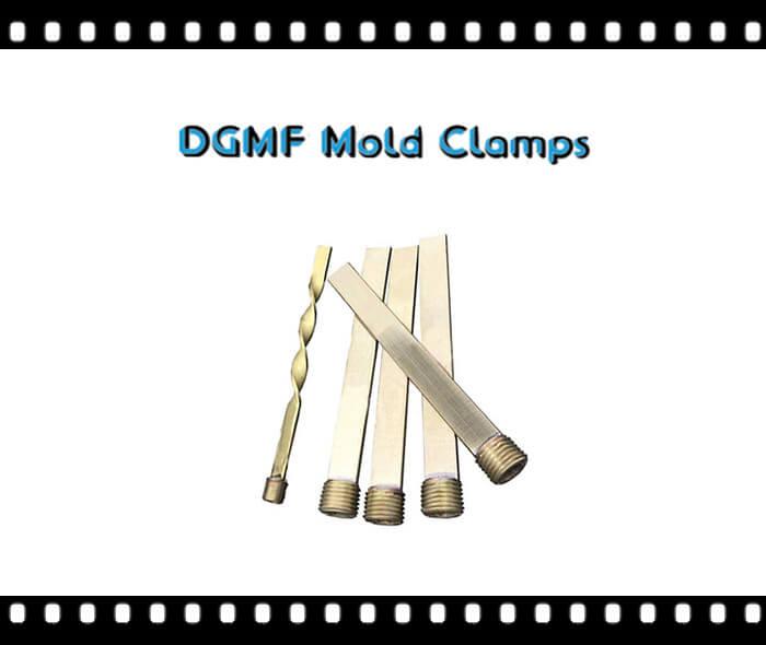 Mold Cooling components brass plug baffles