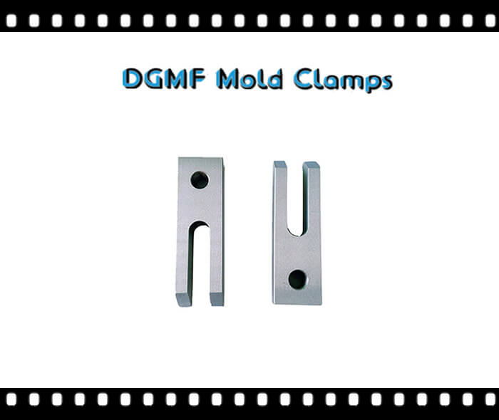 Open-Toe Mold Clamps for CNC milling machines