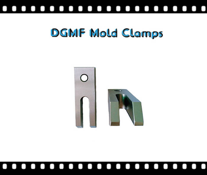 Open-Toe Mold Clamps for injection mold machines