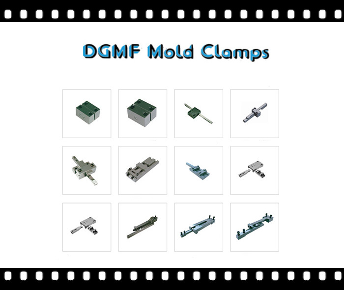 Injection Mold Components Latch Locking Units_ latch lock types
