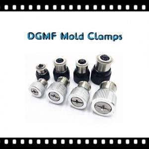 Spring loaded captive fasteners