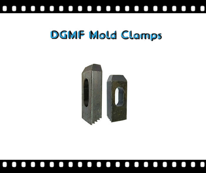 Stepped Strap Clamps Application on CNC milling