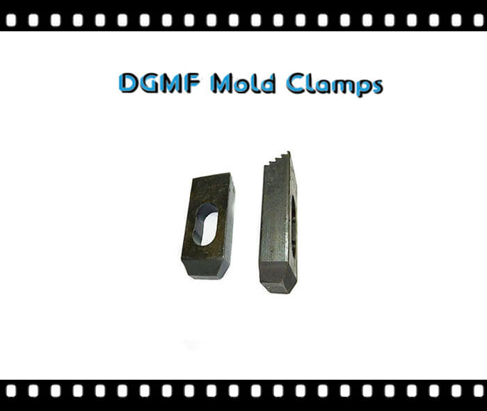 Stepped Strap Clamps Application on cnc milling machines