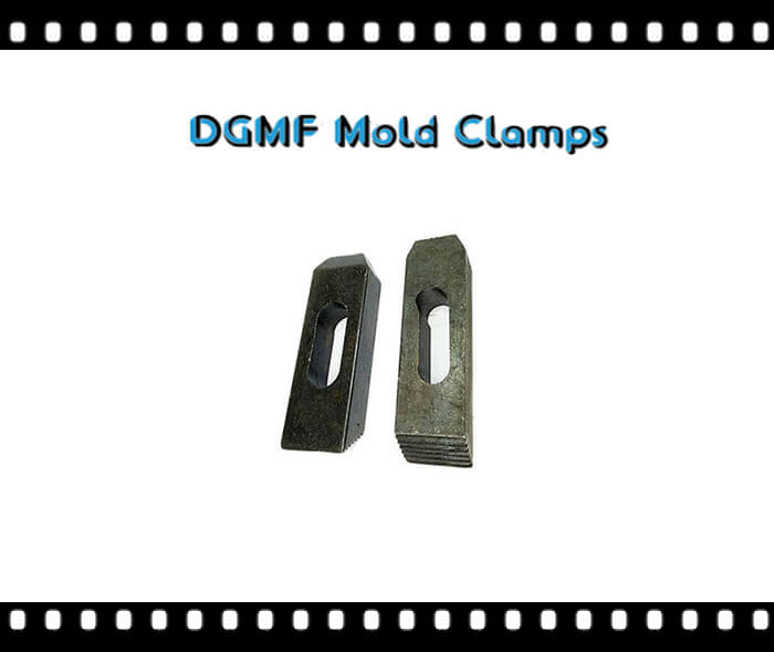 Stepped Strap Clamps usage
