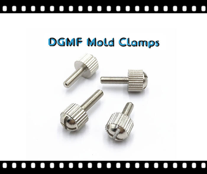 Knurled Phillips Thumbscrews knurled thumb screw manufacturers