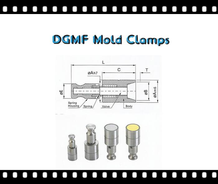 air valves for moulds