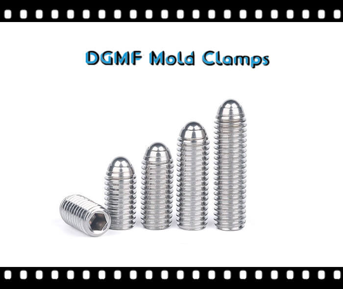 stainless ball plunger spring plungers