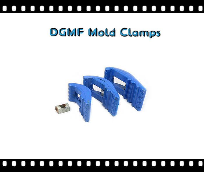 mold clamp for stamping dies