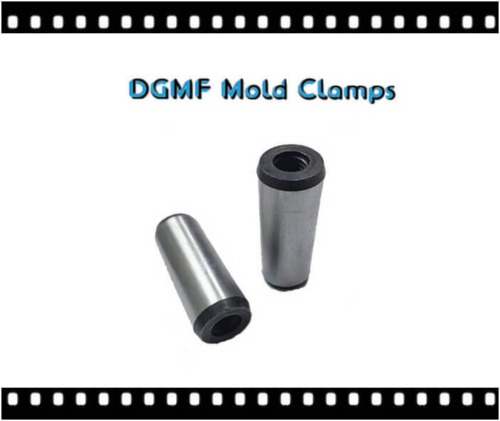 Mold component dowel pin tubular dowel