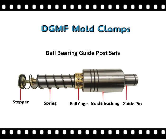 Rollor Ball Bearing Guide Post Sets