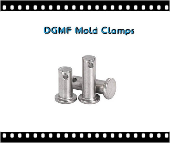 Stainless steel clevis pins