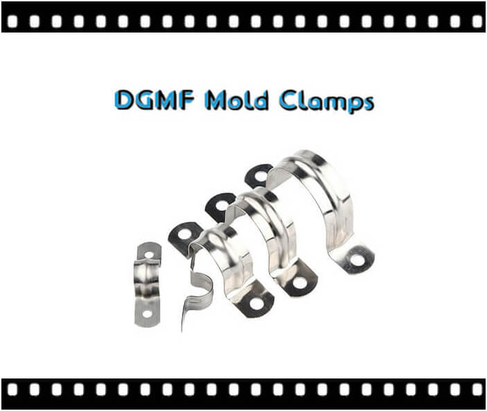 Stainless steel pipe support & clamps