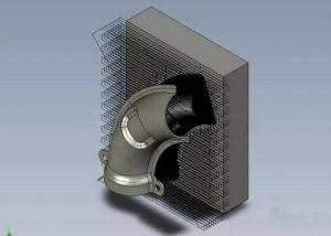 Auto Parts Stamping Die Design Concept