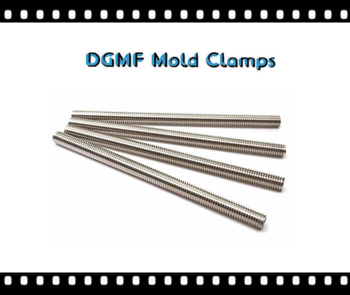 Stainless Steel 304 Left Hand Threaded Rod