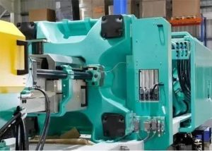 Clamping Position Of Injection Molding Machine