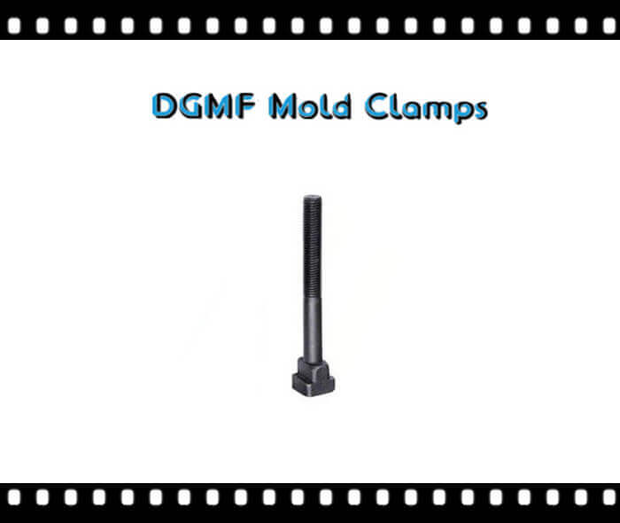 t slot bolts for mold clamps