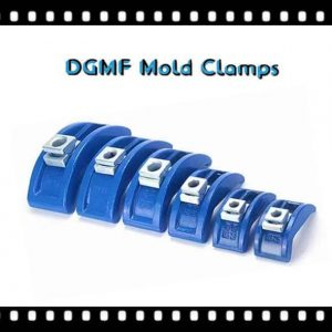 Quick-change arching mold clamps High-speed mold clamps