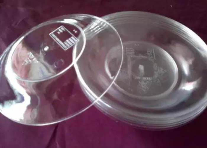 Transparent Plastic Injection Molding Process