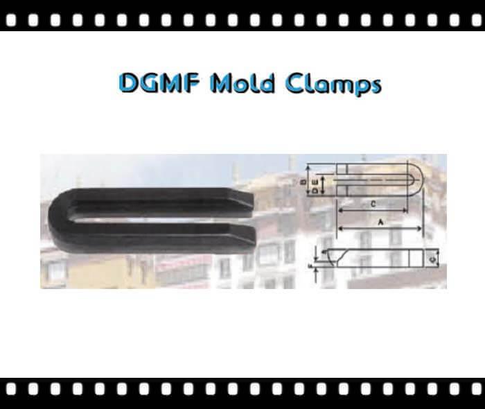 DGMF Mold Clamps Co., Ltd U-shape mold clamp size